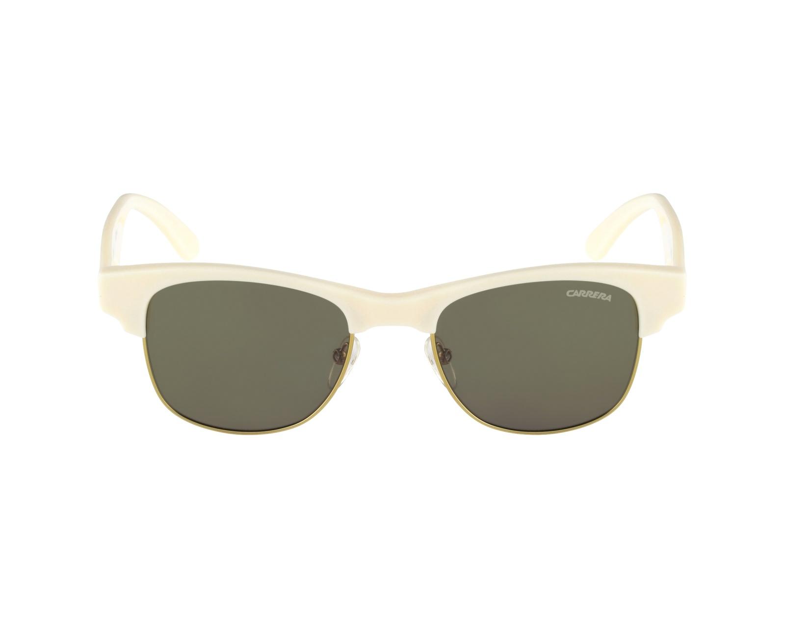 27b67595e7 Gafas de sol Carrera 6009 DED/QT 51-19 Beige Oro vista de perfil