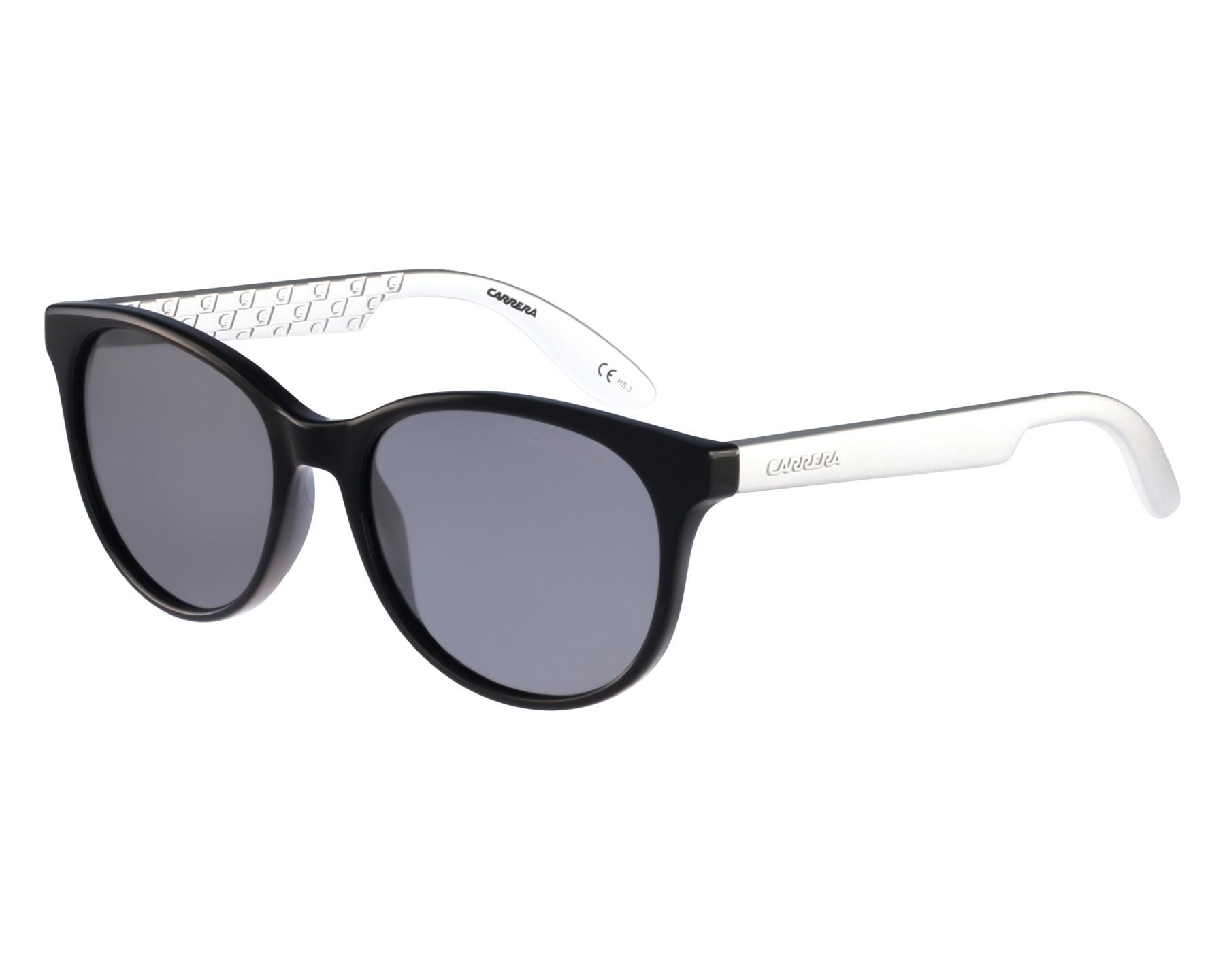 0c96f6544b Gafas de sol Carrera CARRERINO-12 MBP/T4 - Negra Plata vista de frente