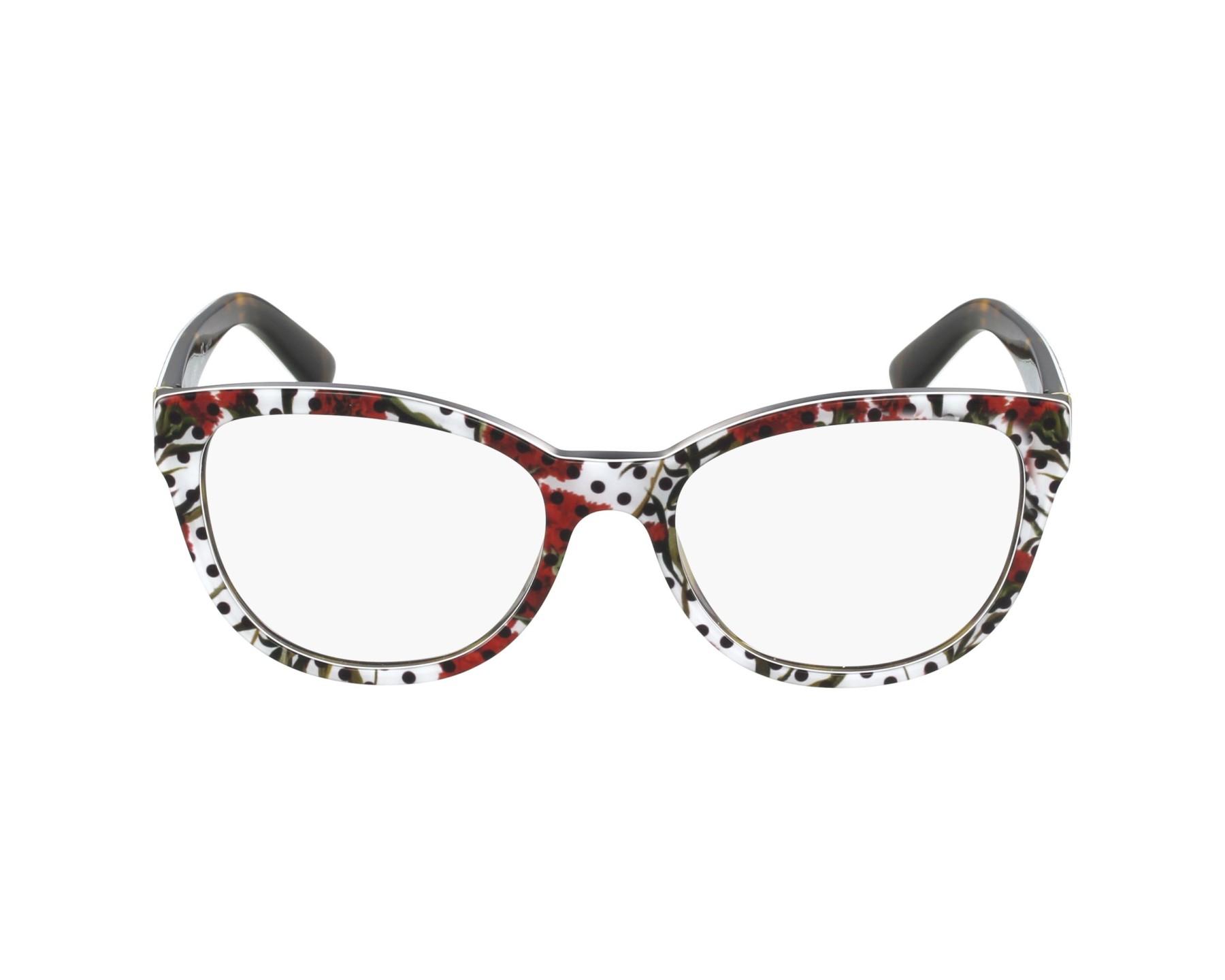 8cc72b3fb3 Gafas Graduadas Dolce & Gabbana DG-3209 2977 - Mix vista de perfil