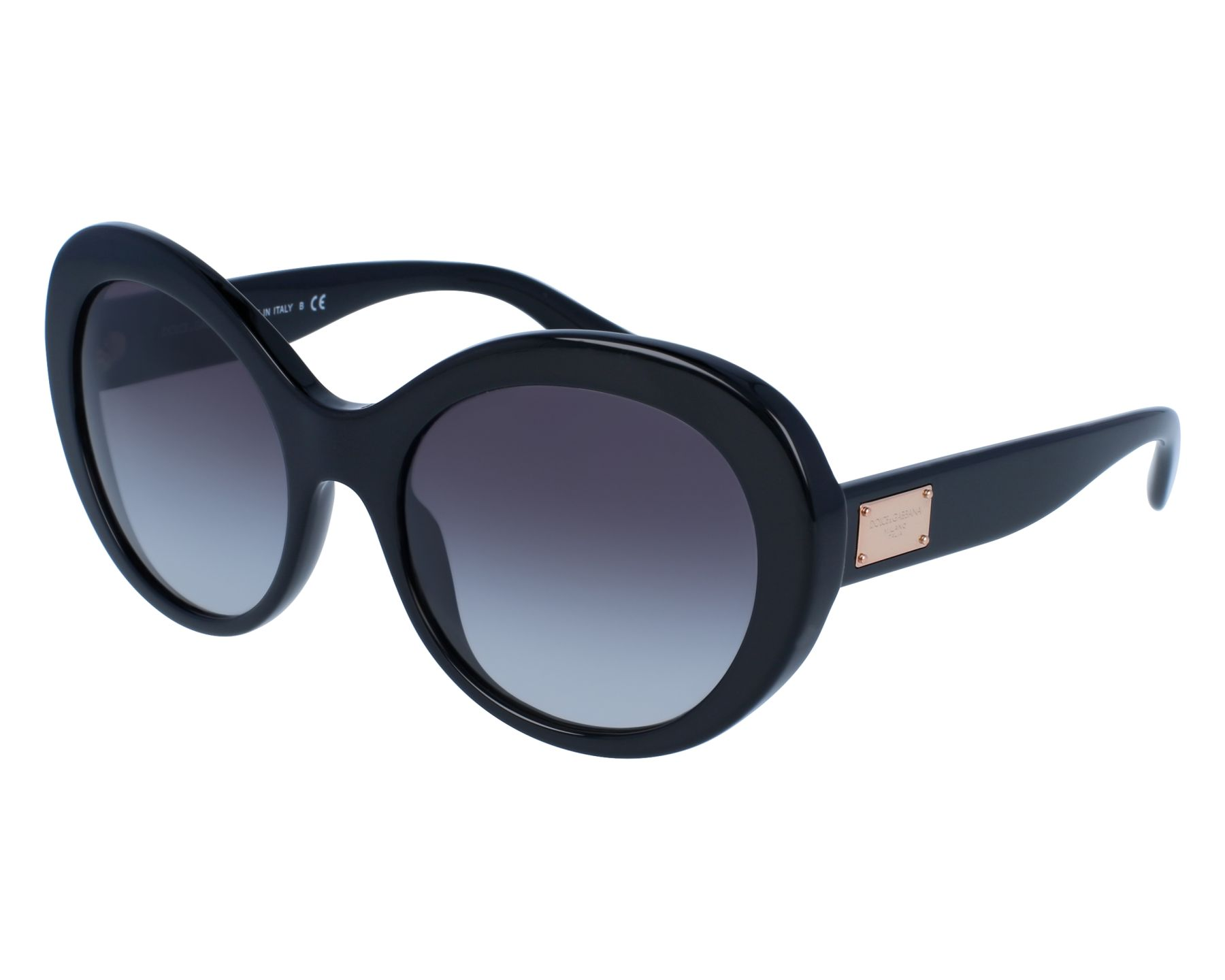 Gafas de sol Dolce   Gabbana DG-4295 501 8G - Negra vista de b17a874bb4ab