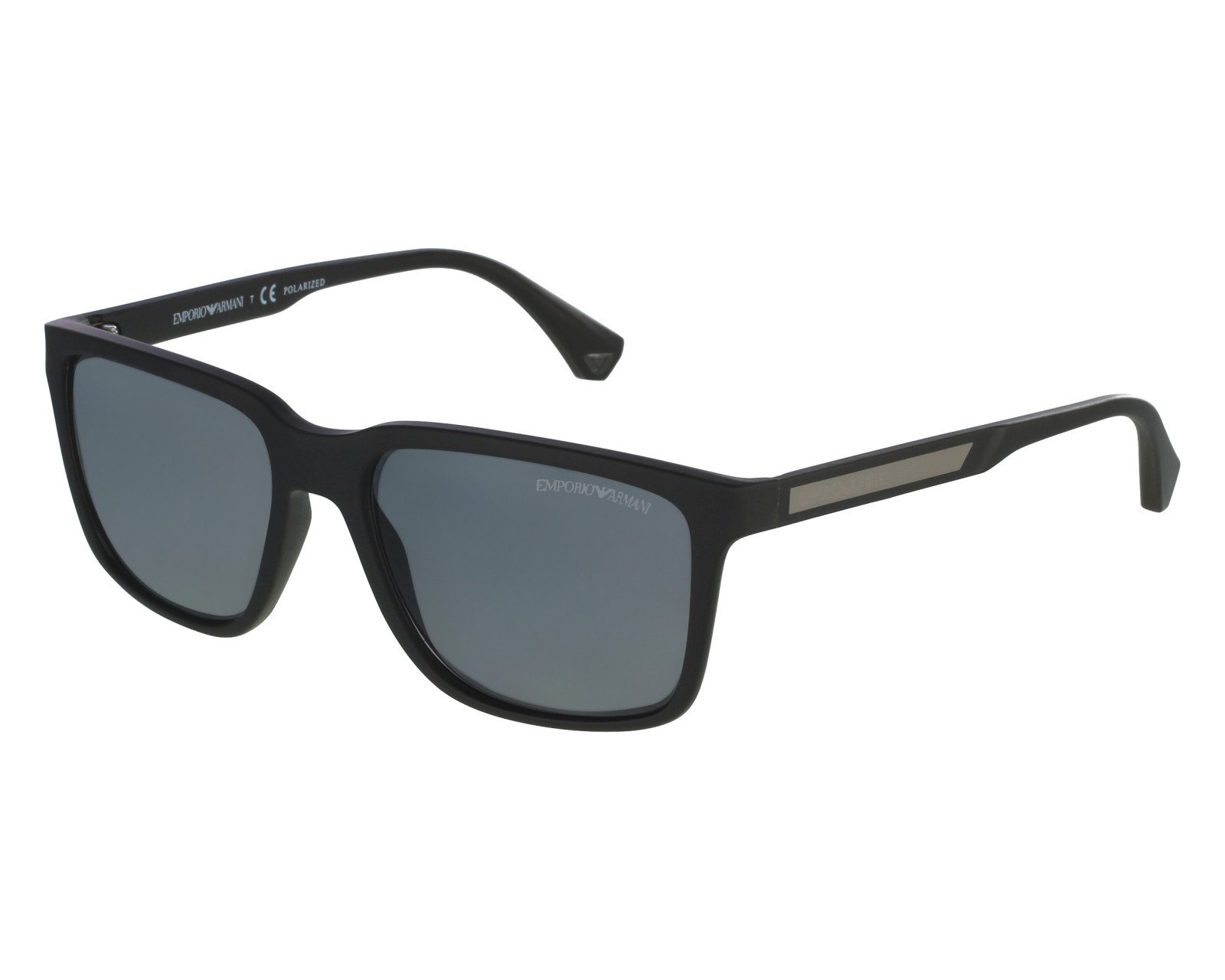 aaa7a7d46 Gafas de sol Emporio Armani EA-4047 5063/81 - Negra vista de frente