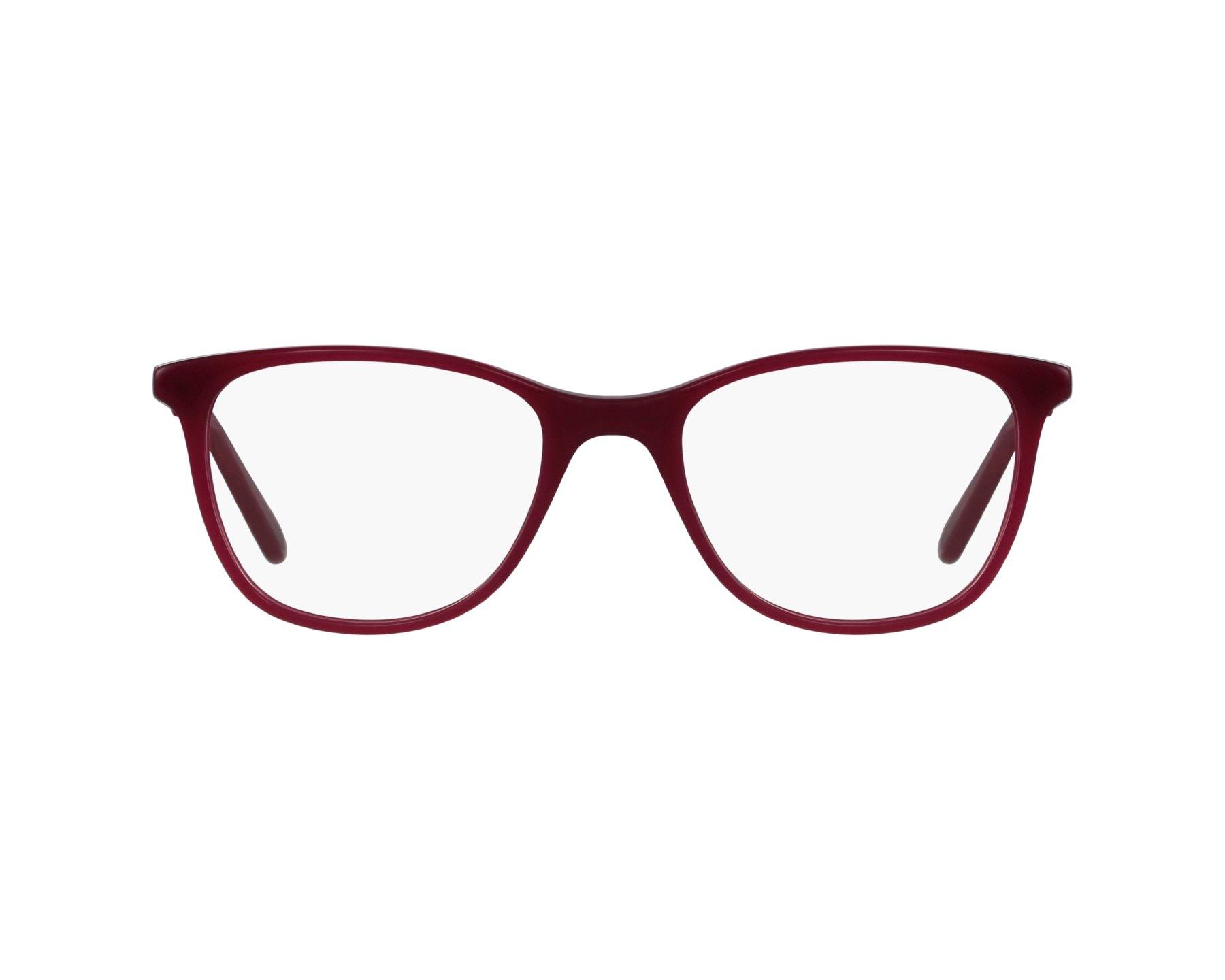 f4d867737f Gafas Graduadas Guess GU-2566 075 49-17 Fuchsia Lila Purpura vista de perfil