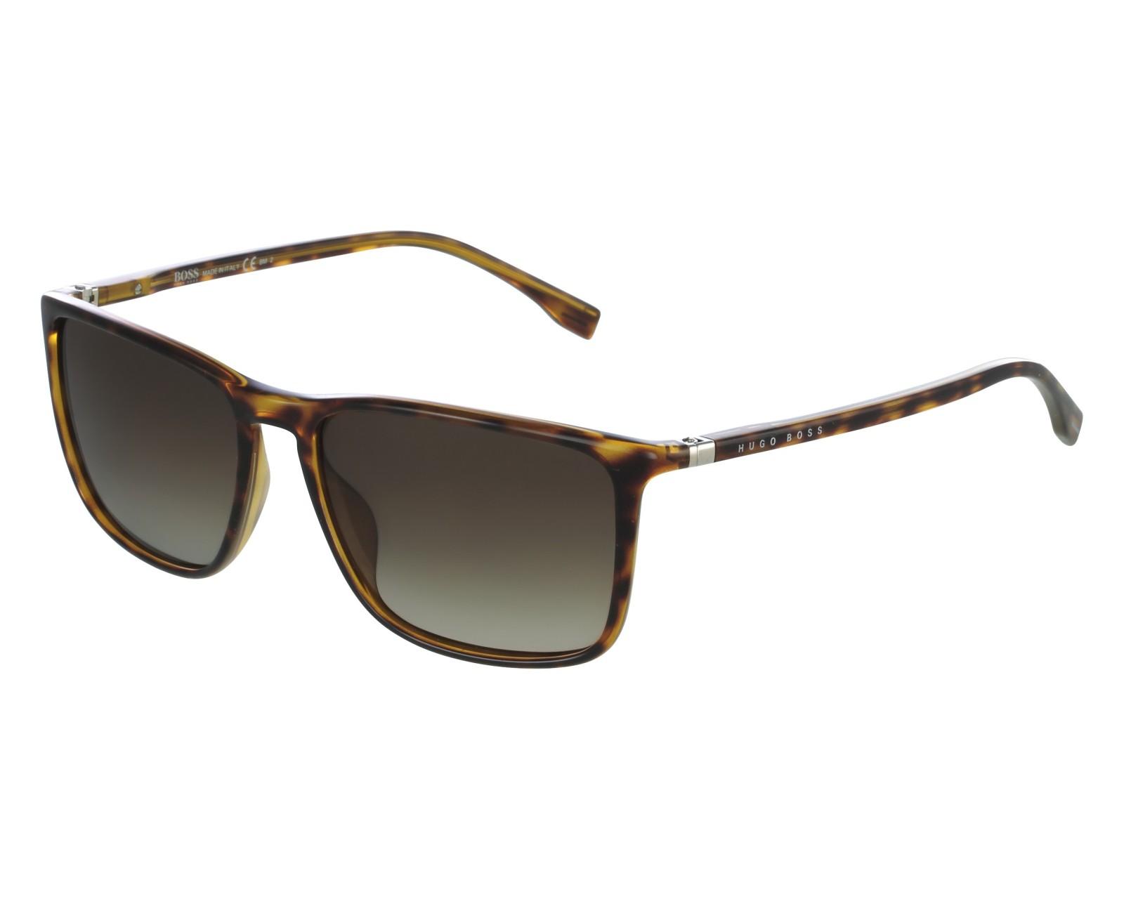 dbca1f6dd89c0 Gafas de sol Hugo Boss BOSS-0665-S 086-HA - Havana vista