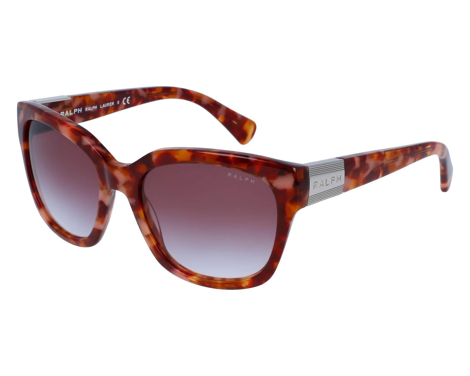 30878cba2d Gafas de sol Ralph Lauren RA-5221 15878H 54-17 Bordeaux vista de frente