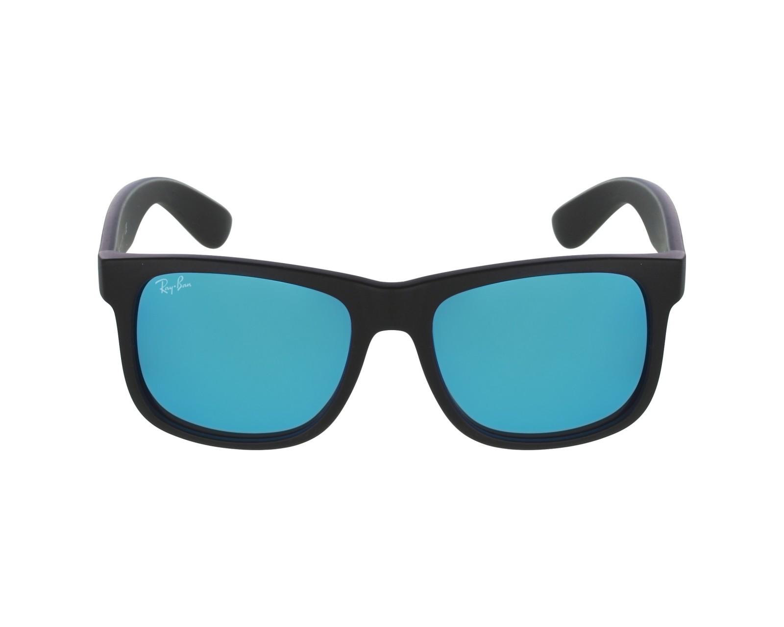 gafas ray ban justin 4165