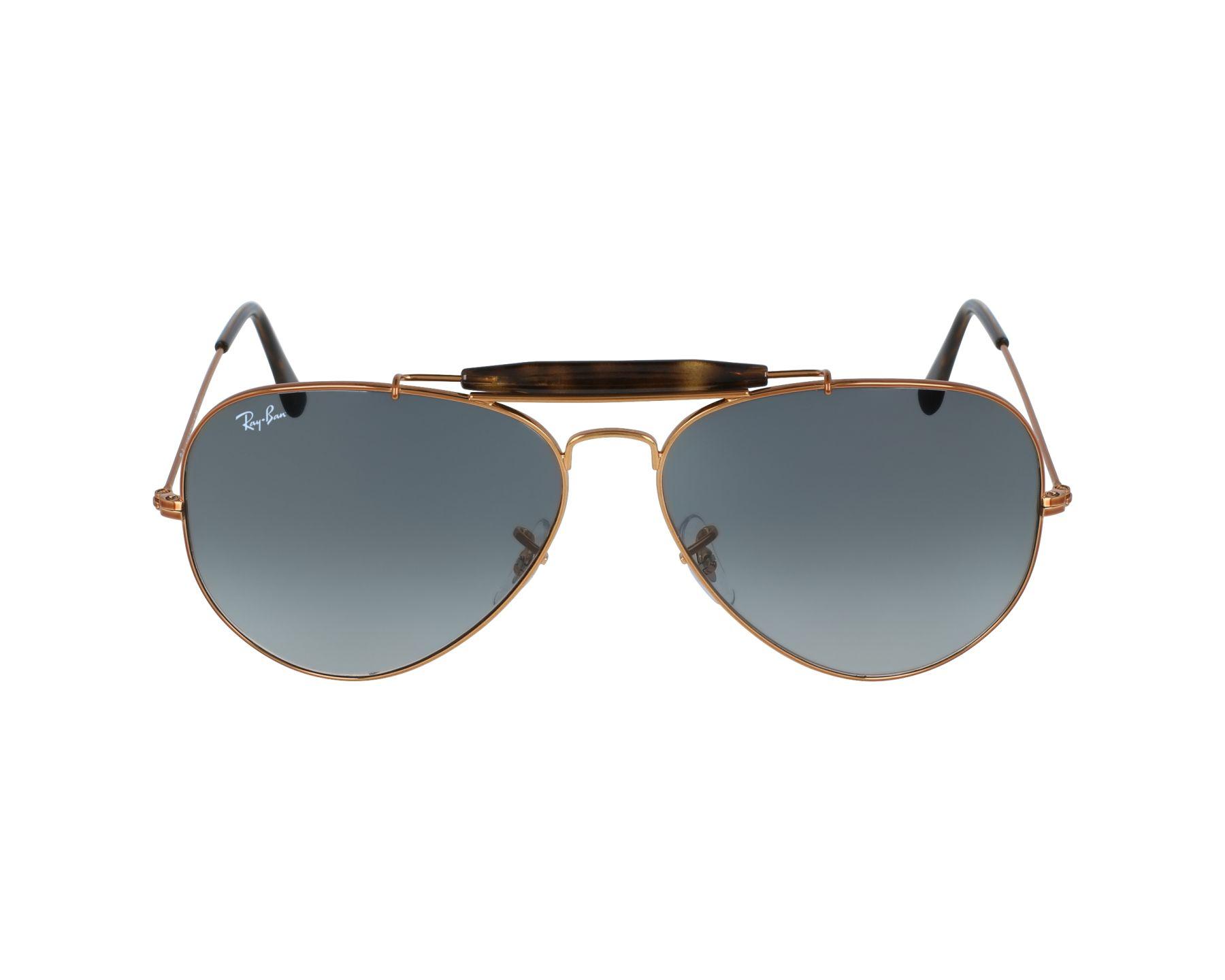 d456e2b3ac186 Gafas de Sol Ray-Ban Outdoorsman II RB-3029 197 71