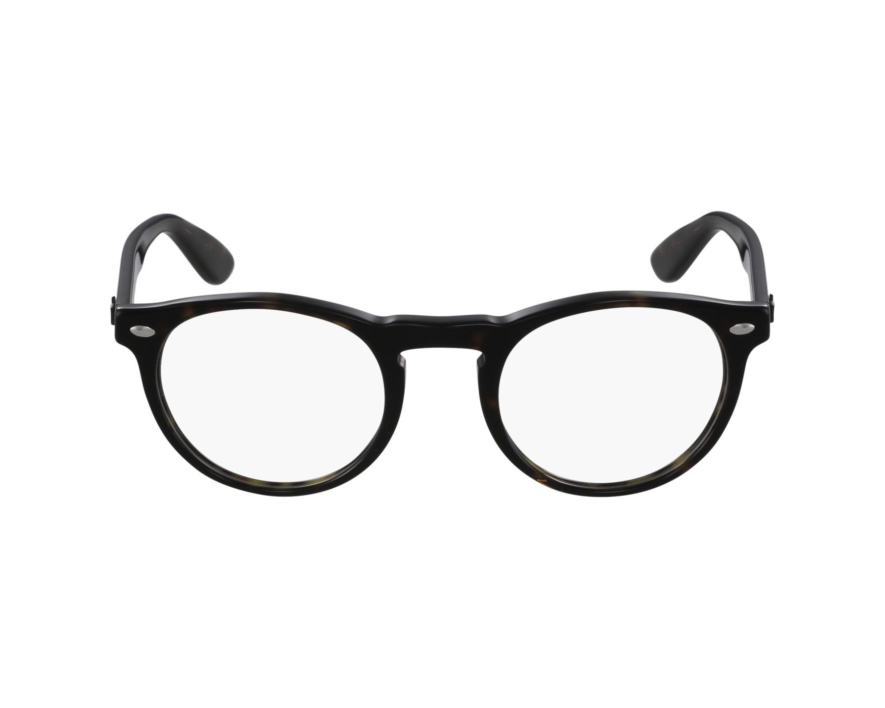 29d923ca3a Gafas Graduadas Ray-Ban RX-5283 2012 47-21 Havana vista de perfil