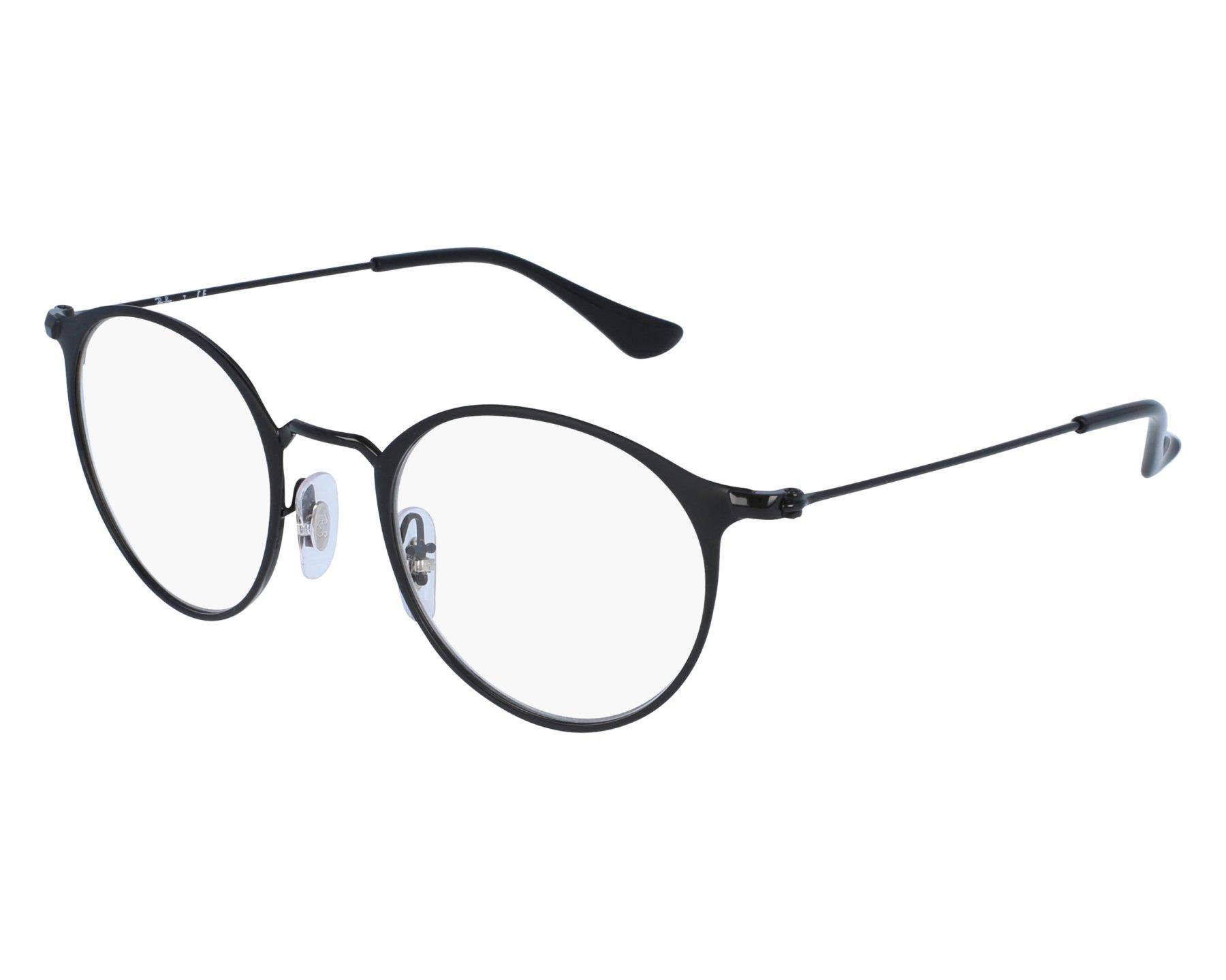 27b3fff983 Gafas Graduadas Ray-Ban RX-6378 2904 47-21 Negra vista de frente