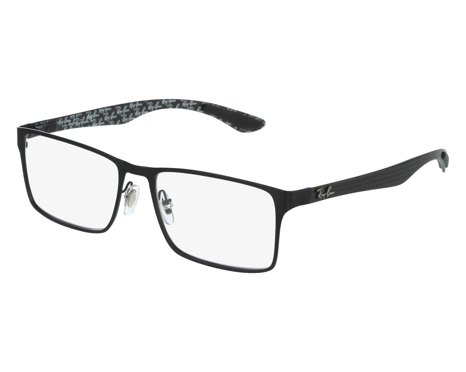 694eaa6d1d Gafas Graduadas Ray-Ban RX-8415 2848 53-17 Negra vista de frente