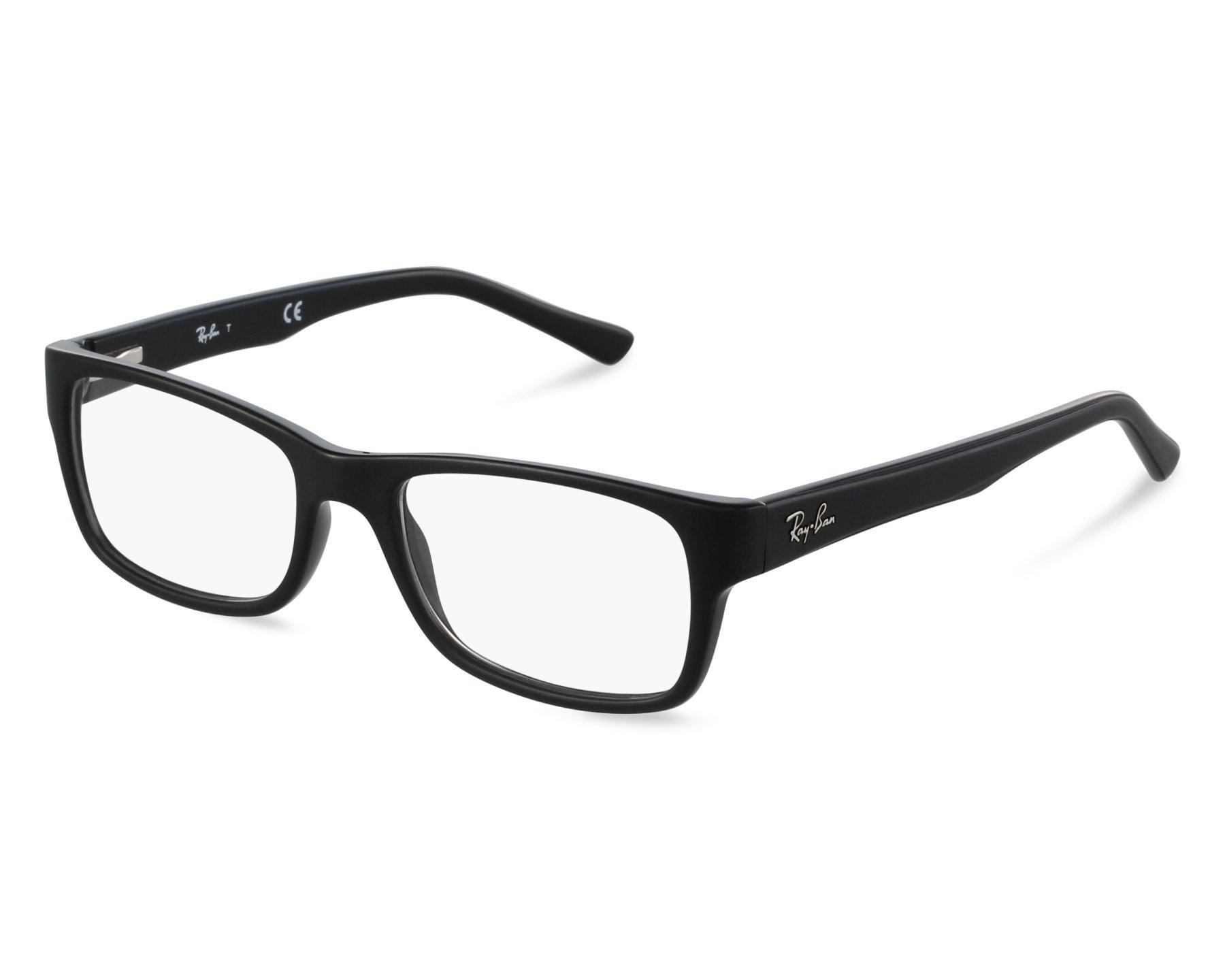63ad807a3b Gafas Graduadas Ray-Ban RX-5268 5119 - Negra vista de frente