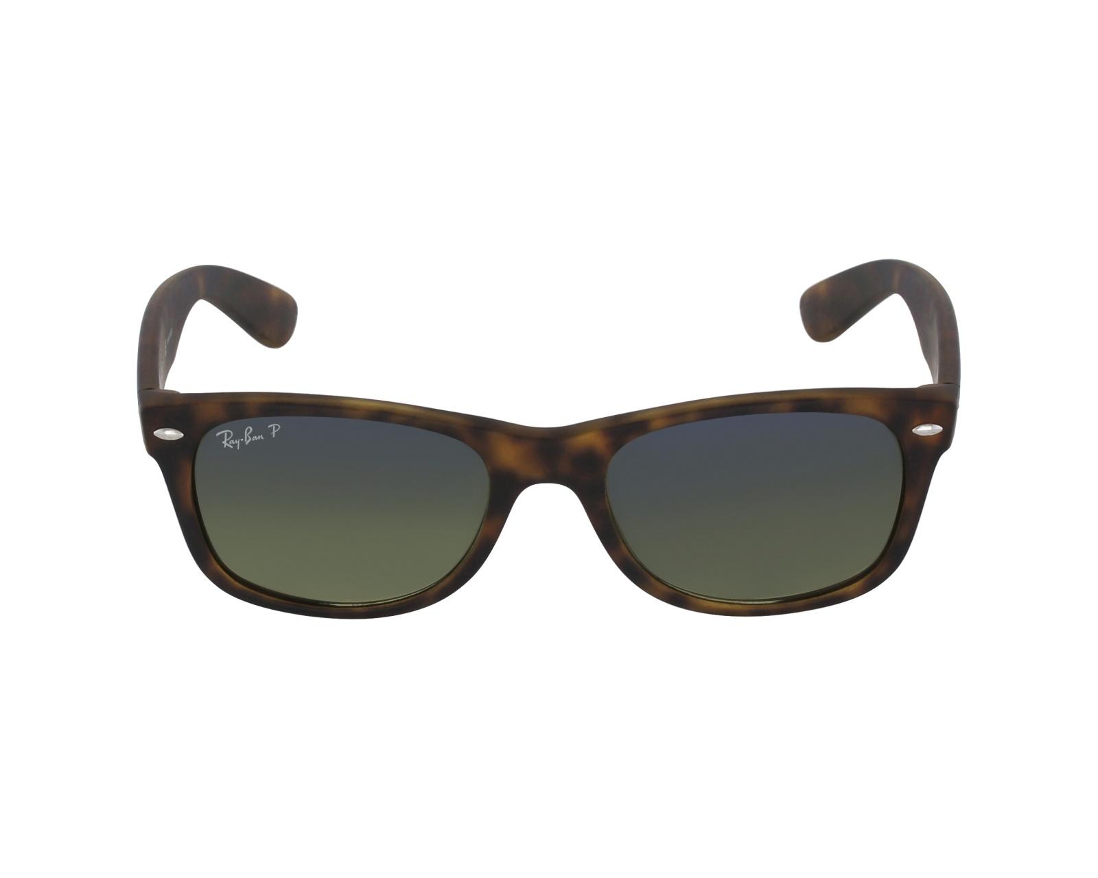 52fd9df49a Polarizadas. Gafas de sol Ray-Ban RB-2132 894/76 52-18 Havana