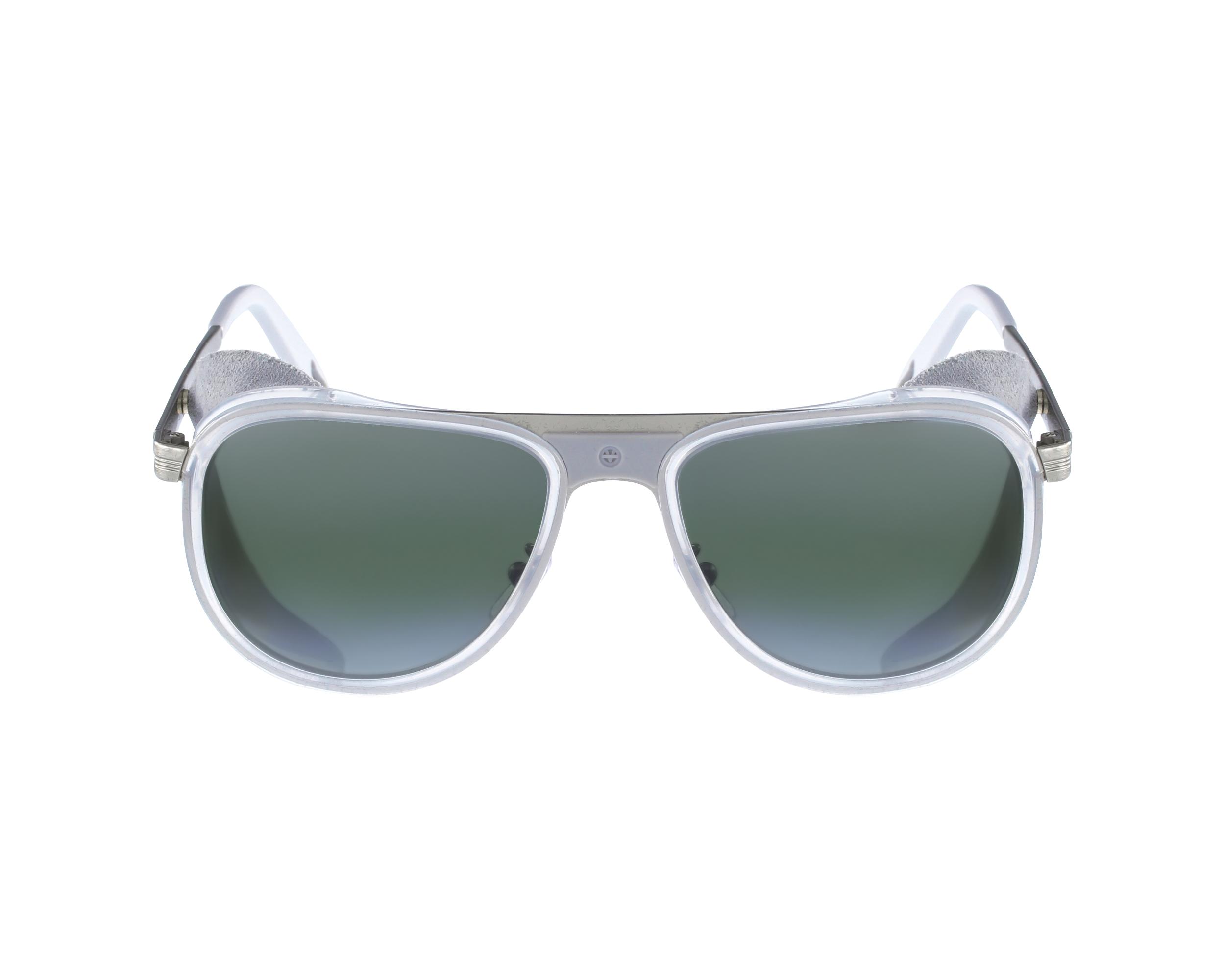 Gafas de sol Vuarnet VL-1315 0003-1136 60-19 Plata vista de d5836f31a4fa