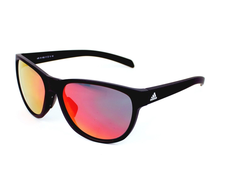 853c707dec Gafas de sol Adidas A-425 6052 - Negra vista de perfil