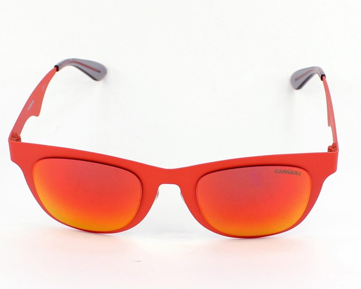 71486bcbf7 Gafas de sol Carrera 6000-MT ABV/UZ 49-22 Naranja vista de