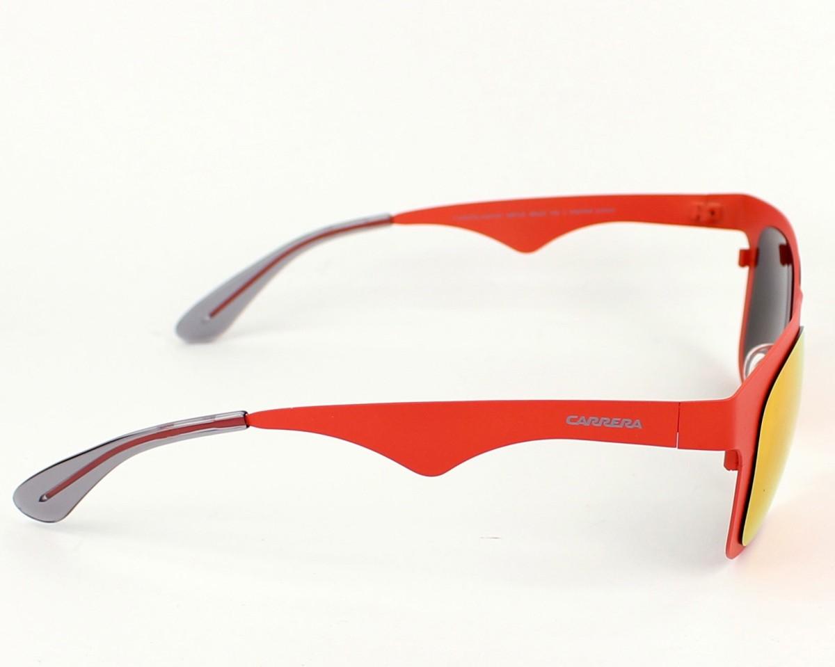 784aa65ee2 Gafas de sol Carrera 6000-MT ABV/UZ 49-22 Naranja vista lateral