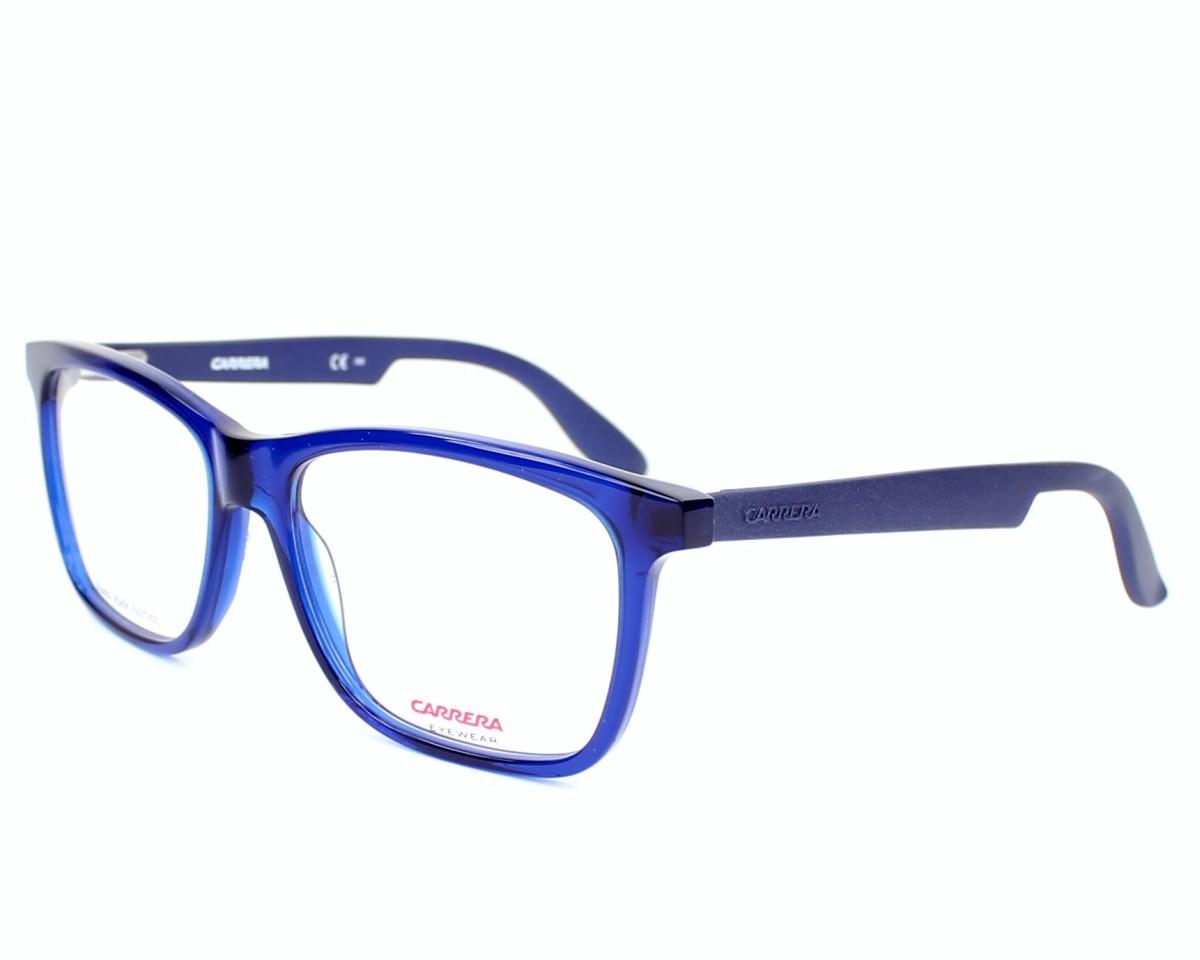 2b82ad4826 Gafas Graduadas Carrera CA-5500 BDN - Azul Azul vista de perfil
