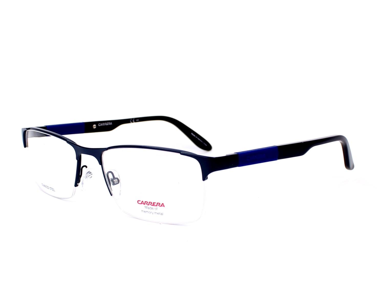 c93779b617 Gafas Graduadas Carrera CA-8821 PYF 55-18 Azul vista de perfil