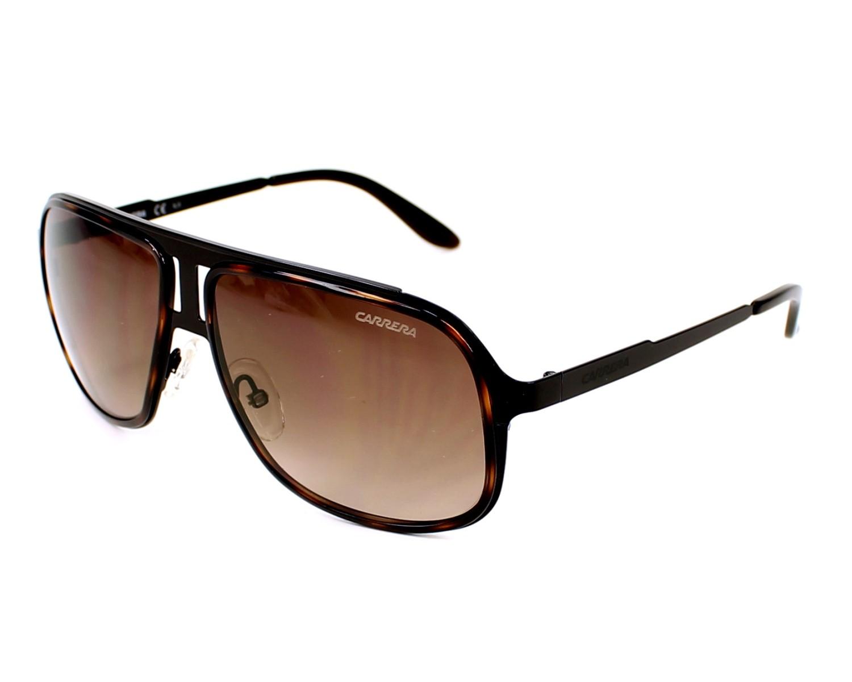 6bed05e107 Gafas de sol Carrera Carrera-101-S KLS/J6 59 14 Havana Negra