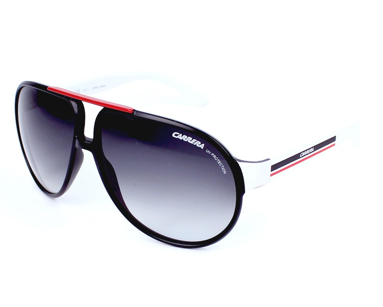 41e69e00e0 Gafas de sol Carrera Forever-Mine-G FH3/9O - Negra Blanco vista
