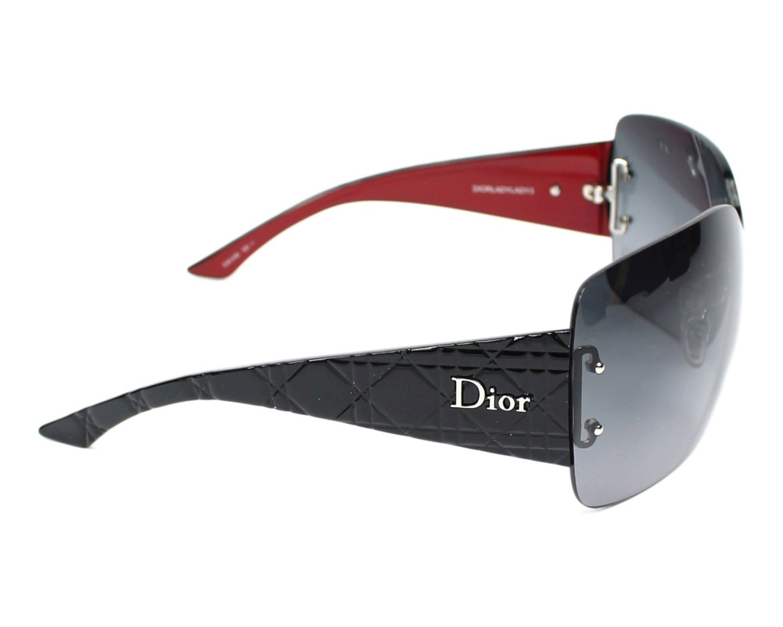 ac1c019047 Gafas de sol Christian Dior Ladylady-3 EWV/HD - Paladio Negra vista lateral