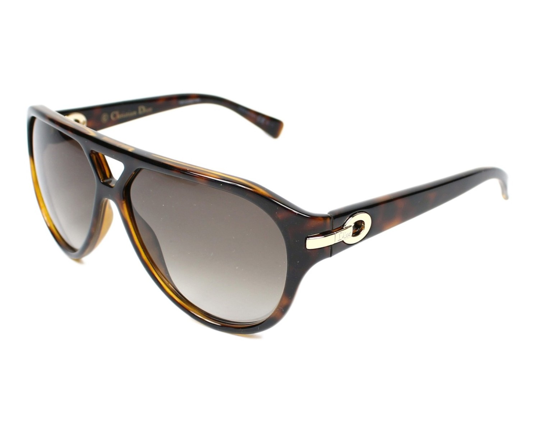 ab26d5dfac Gafas de sol Christian Dior Mymissdior-1 V08/HA 59-12 Havana vista