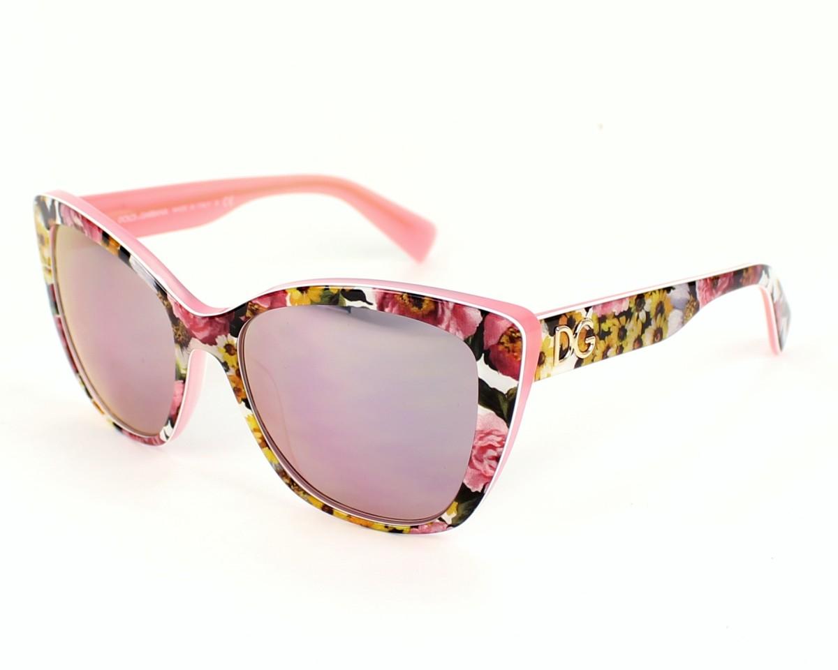 Gafas de sol Dolce   Gabbana DG-4216 2939 5R - Rosa vista de fbbec7bc25c6