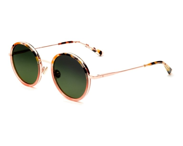 b72d24850b Gafas de sol Etnia Barcelona ALMAGRO YWPK - Rosa Havana vista de perfil