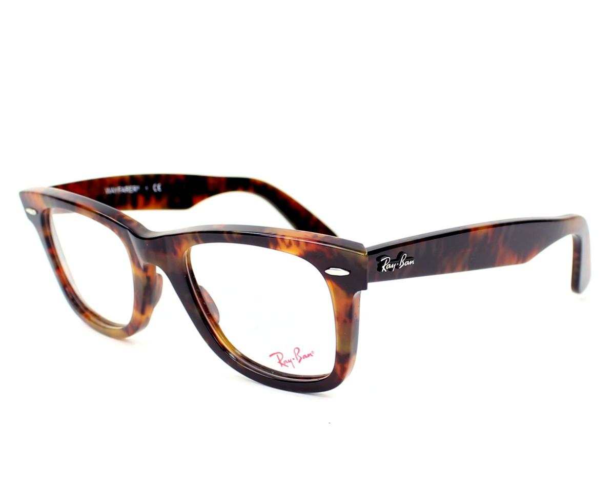 gafas ray ban wayfarer de ver