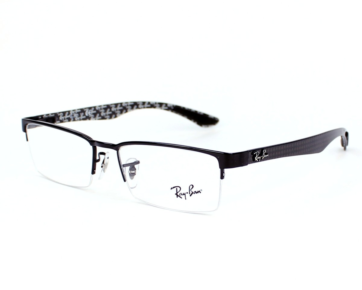 lentes ray ban para ver hombre