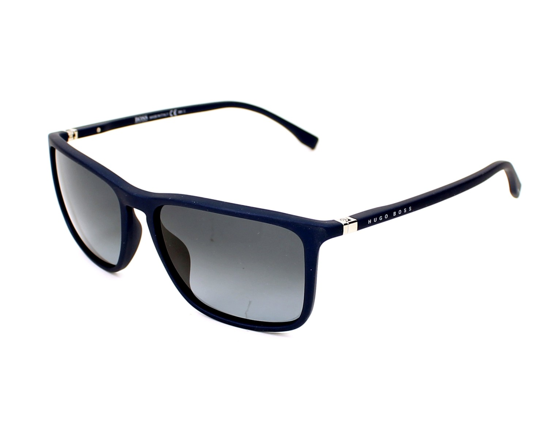 c664568e88c98 Gafas de sol Hugo Boss BOSS-0665-S PJP-9O - Azul vista
