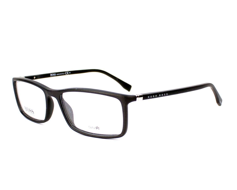 f35099574bc8 Gafas Graduadas Hugo Boss BOSS-0680 KB7 - Negra vista de perfil