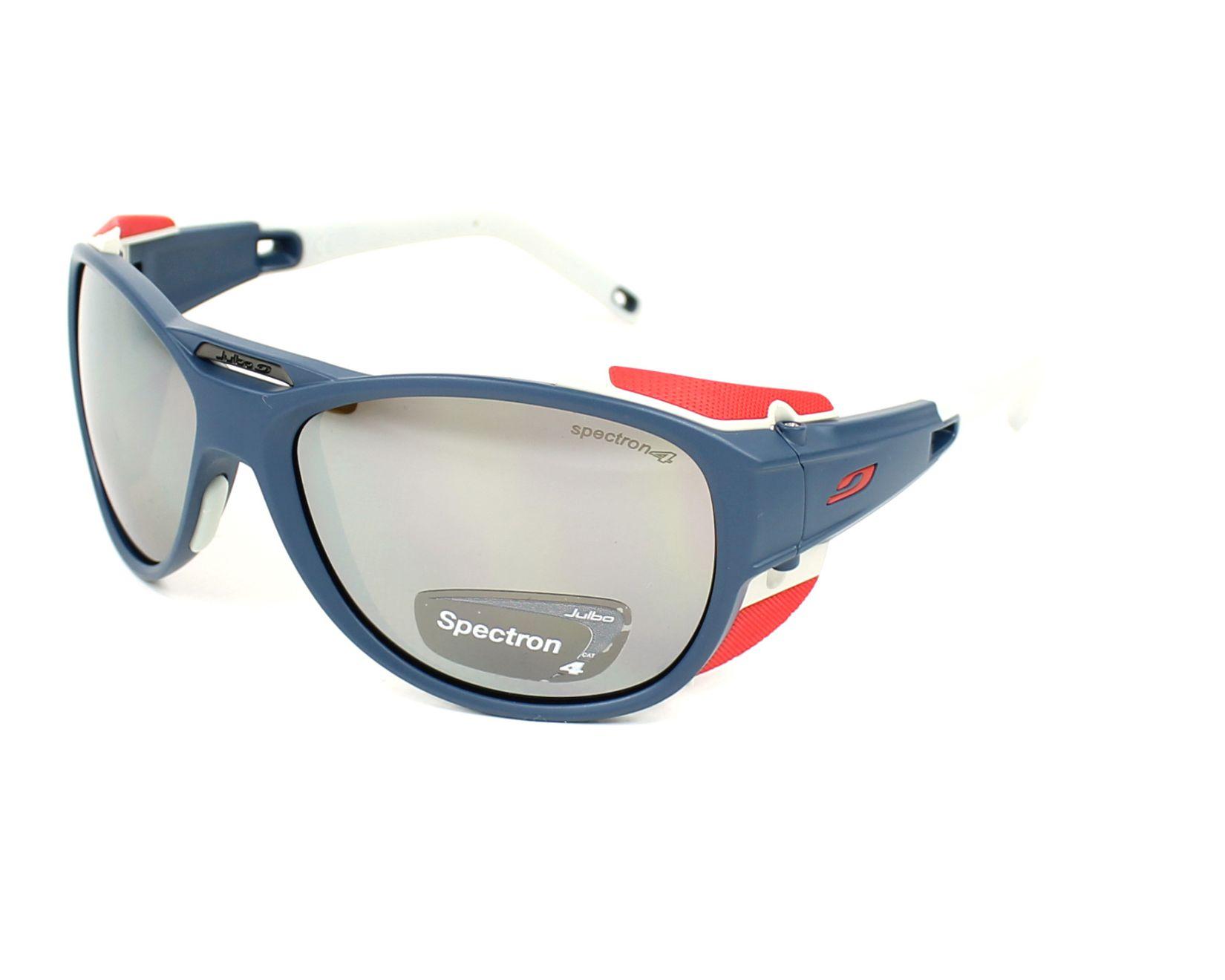 e05a3562f7 Gafas de sol Julbo J497 1212 61-11 Azul vista de perfil