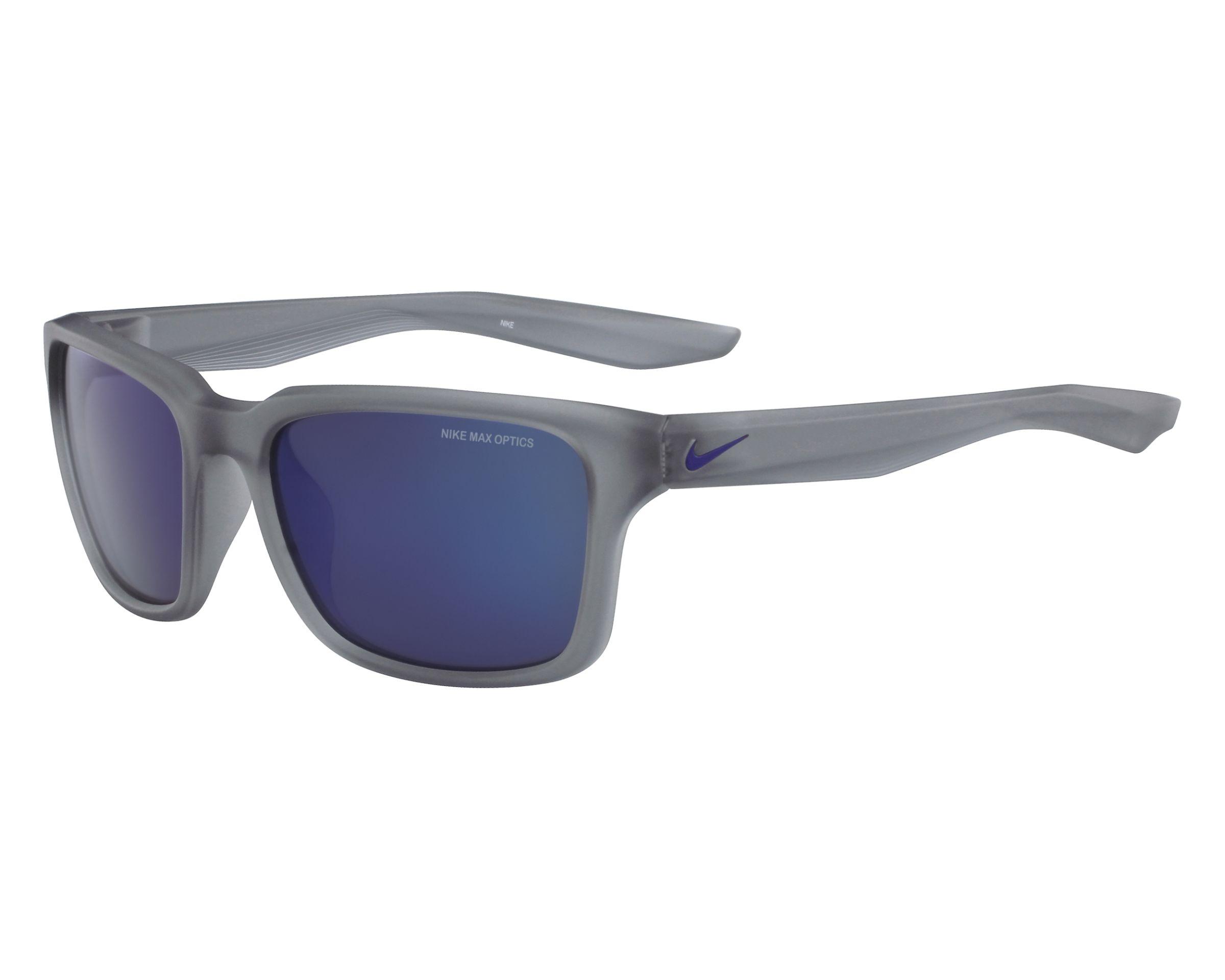 9b665e1279 Gafas de sol Nike EV-1004 014 57-18 Gris vista de frente