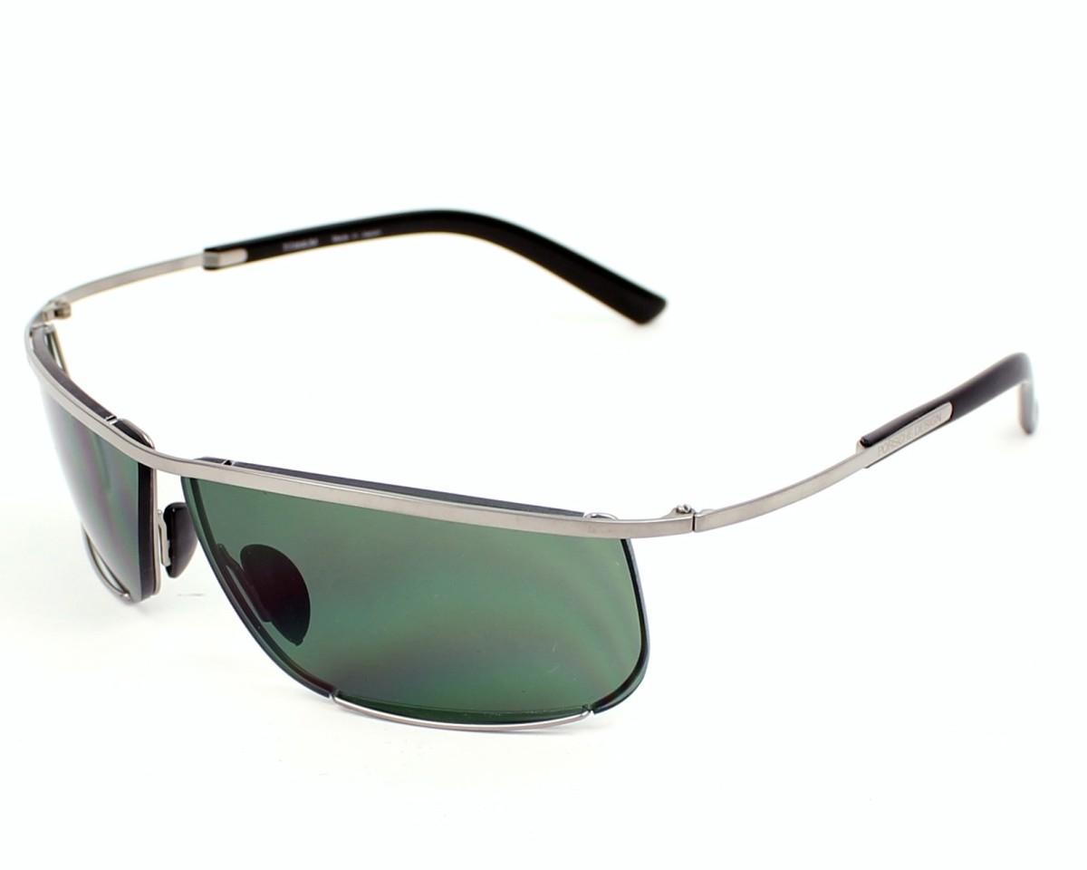 5e4d86eaadf25 Gafas de sol Porsche Design P-1025 B-V601 - Gris vista de perfil