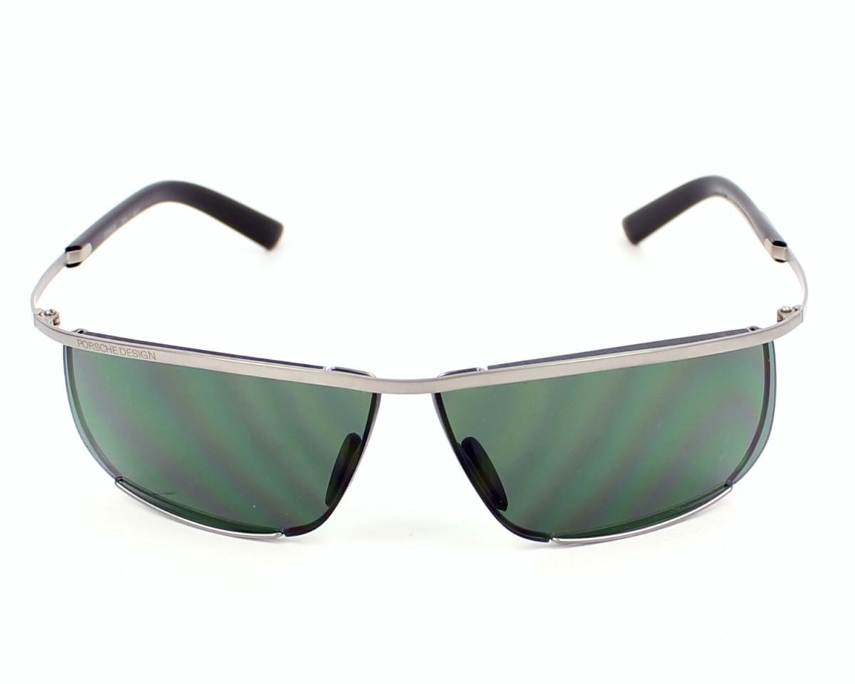 b8d38ae32950a Gafas de sol Porsche Design P-1025 B-V601 - Gris vista de frente