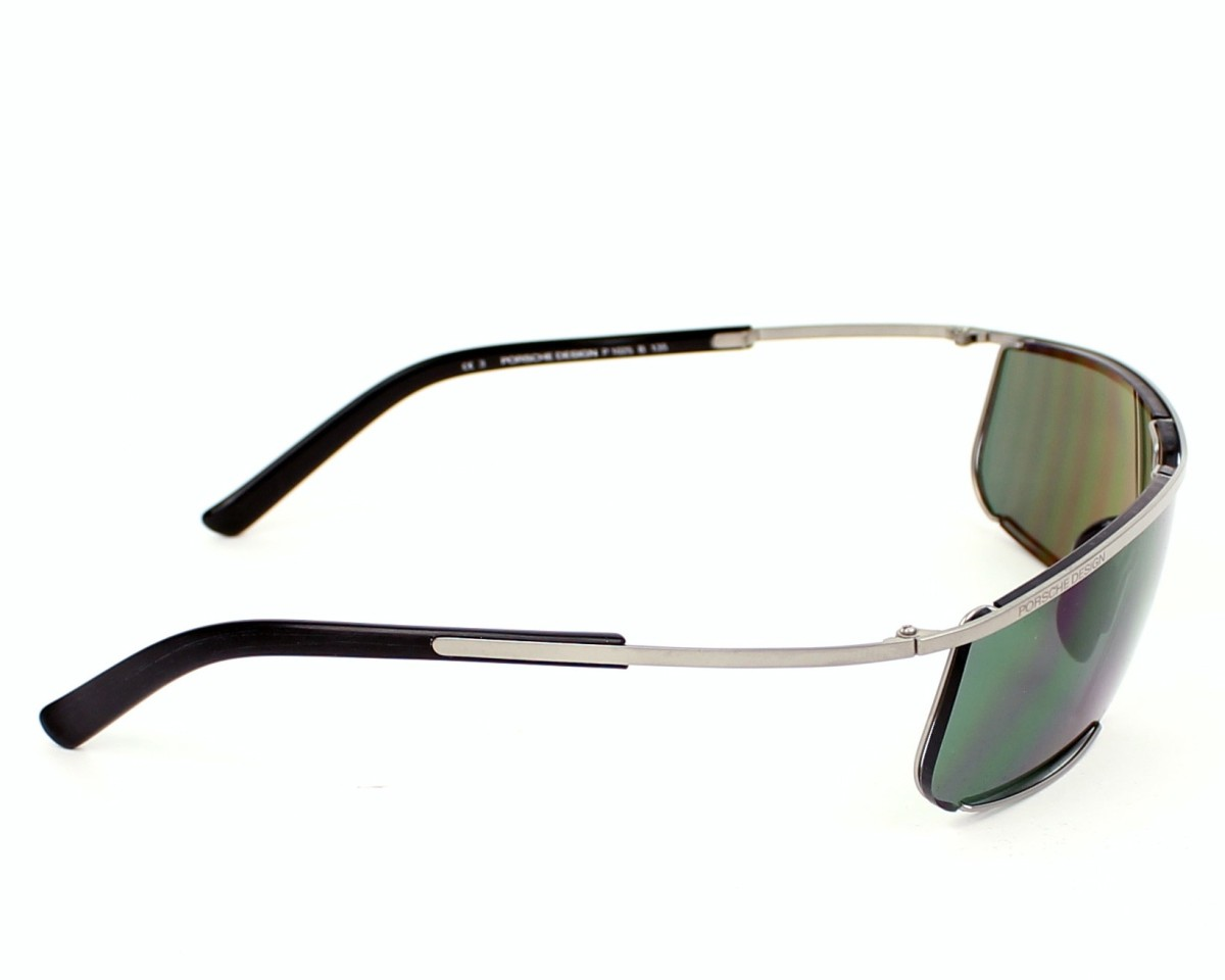 a04489cb96b8c Gafas de sol Porsche Design P-1025 B-V601 - Gris vista lateral