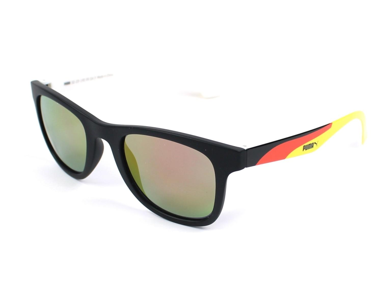 gafas de sol puma negro