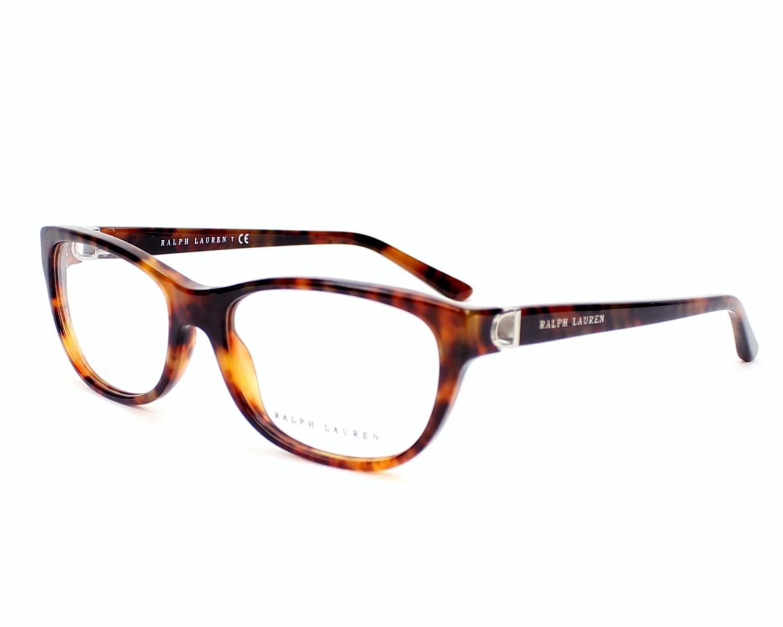 05f2b5273f Gafas Graduadas Ralph Lauren RL-6137 5017 - Havana vista de perfil