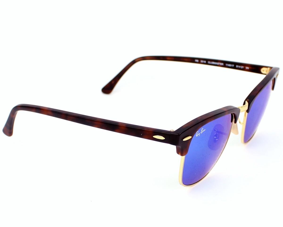 e9a6303112 Gafas de Sol Ray-Ban Clubmaster Color Mix RB-3016 1145/17