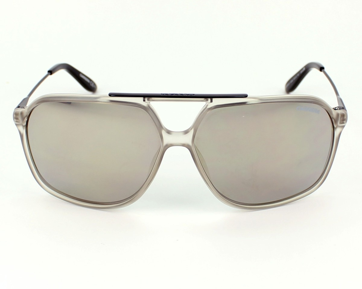 fd049f89ee Gafas de sol Carrera Carrera-81 4OI/UE - Gris Negra vista de frente