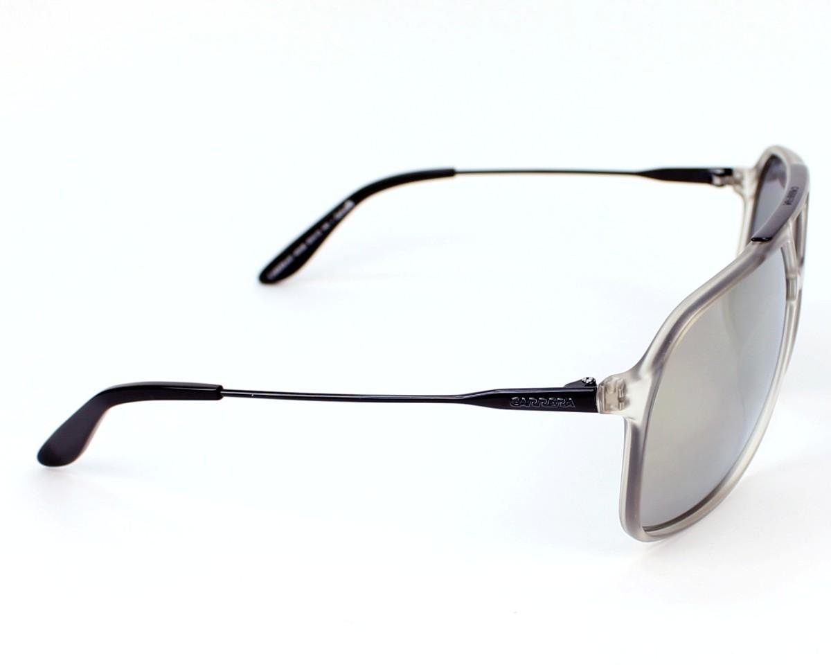 863817ac2c Gafas de sol Carrera Carrera-81 4OI/UE - Gris Negra vista lateral