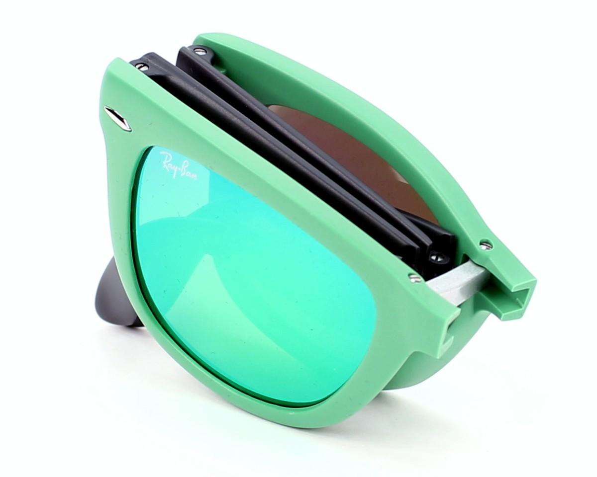 Ray 4105 Gafas Ban Wayfarer De Folding Rb 602119 Classic Sol wN0v8mn