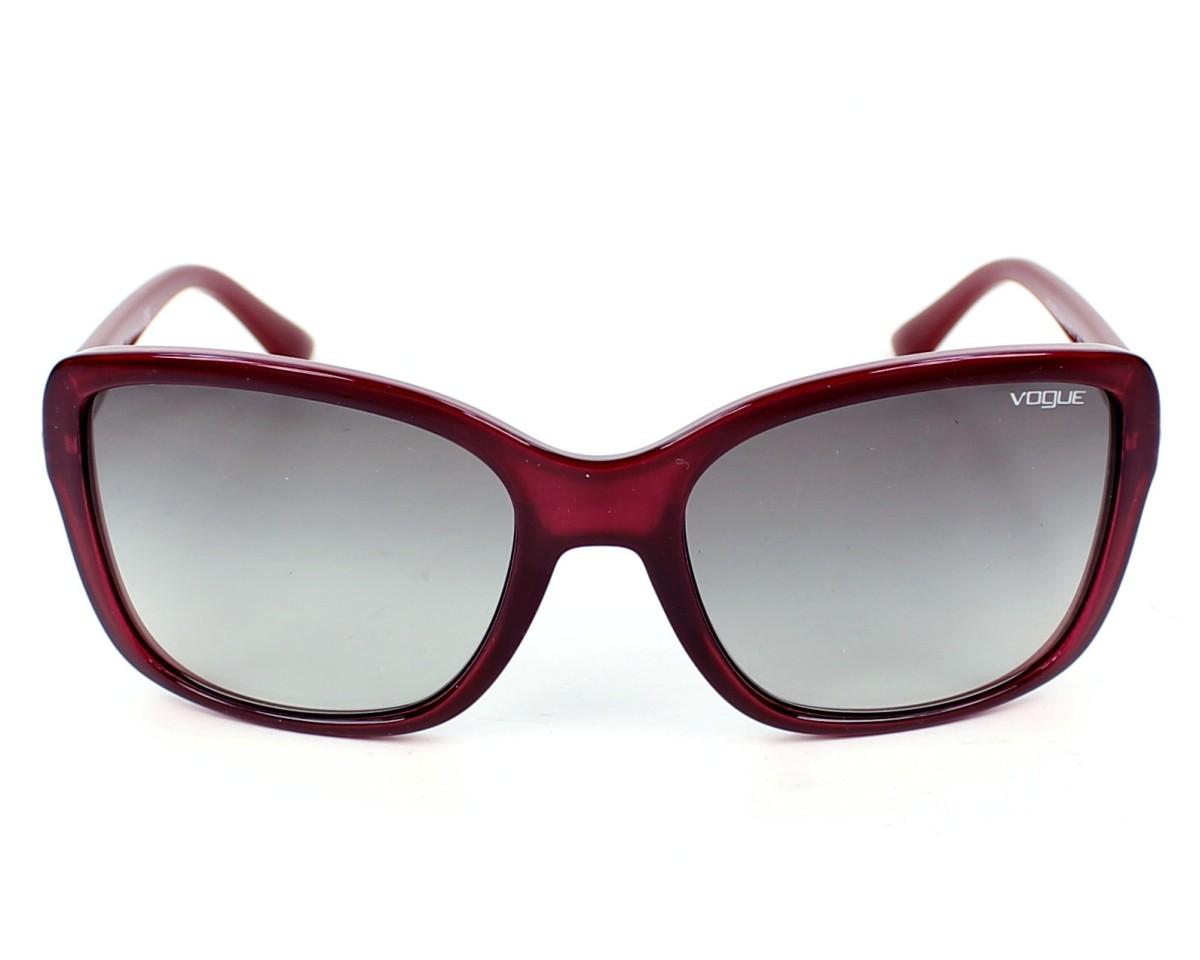 Gafas de sol Vogue VO-2832-SB 2132/11 - Burgundy