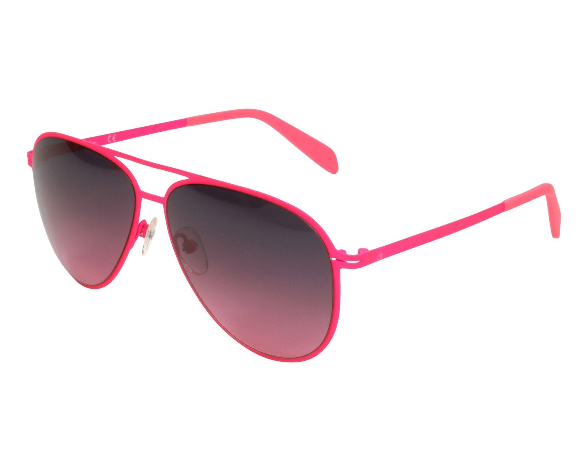 8b0fa14759 Gafas de sol Calvin Klein CK-2138-S 664 56-13 Rosa vista
