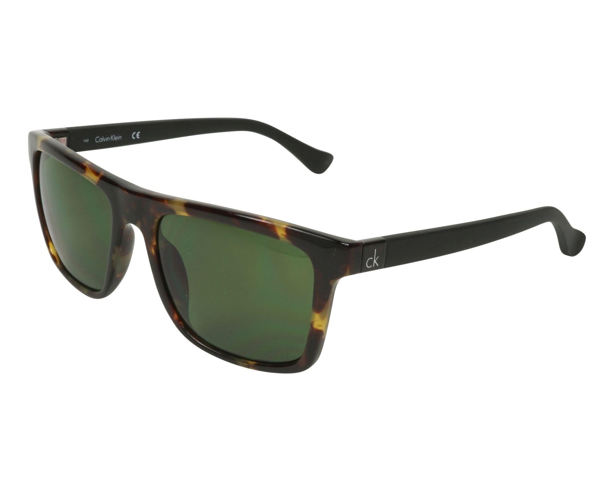 520a78cfd7 Gafas de sol Calvin Klein CK-3177-S 214 55-18 Marrón Negra