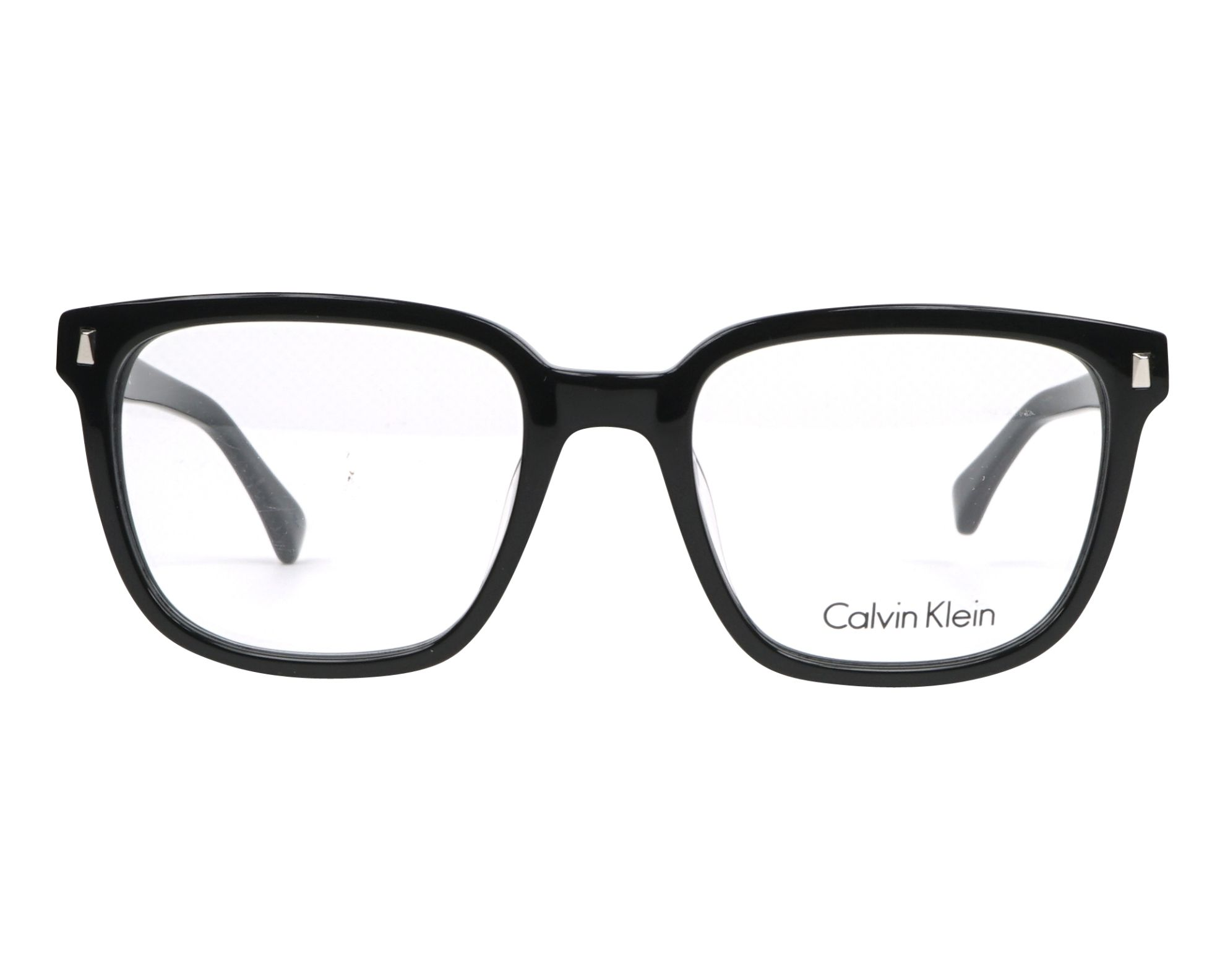 df32a36ba3 Gafas Graduadas Calvin Klein CK-5862 001 52-19 Negra vista de frente