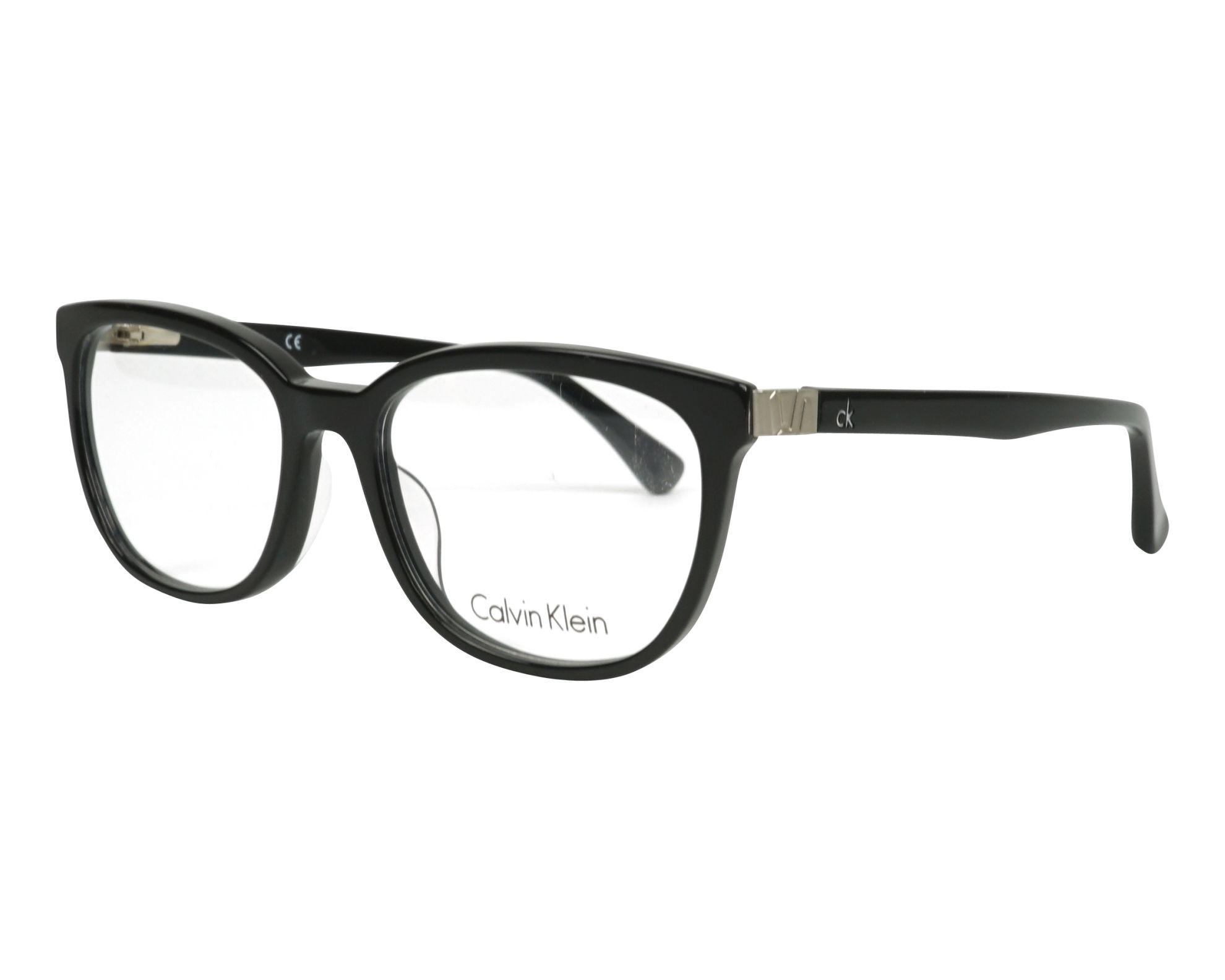 0998f977fc Gafas Graduadas Calvin Klein CK-5879 001 52-17 Negra vista de perfil