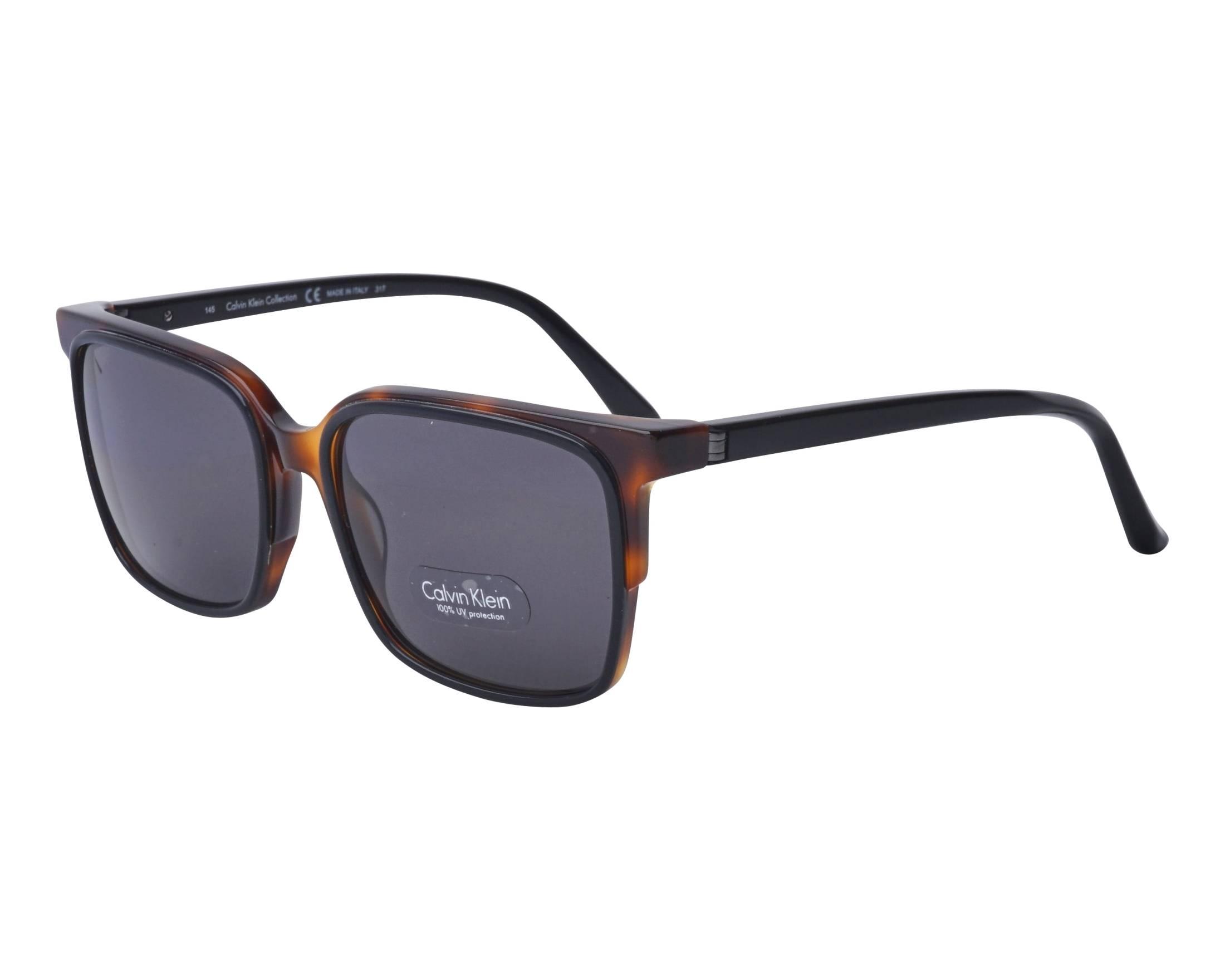 cc3c7f042c Gafas de sol Calvin Klein CK-8574-S 017 56-17 Havana Negra