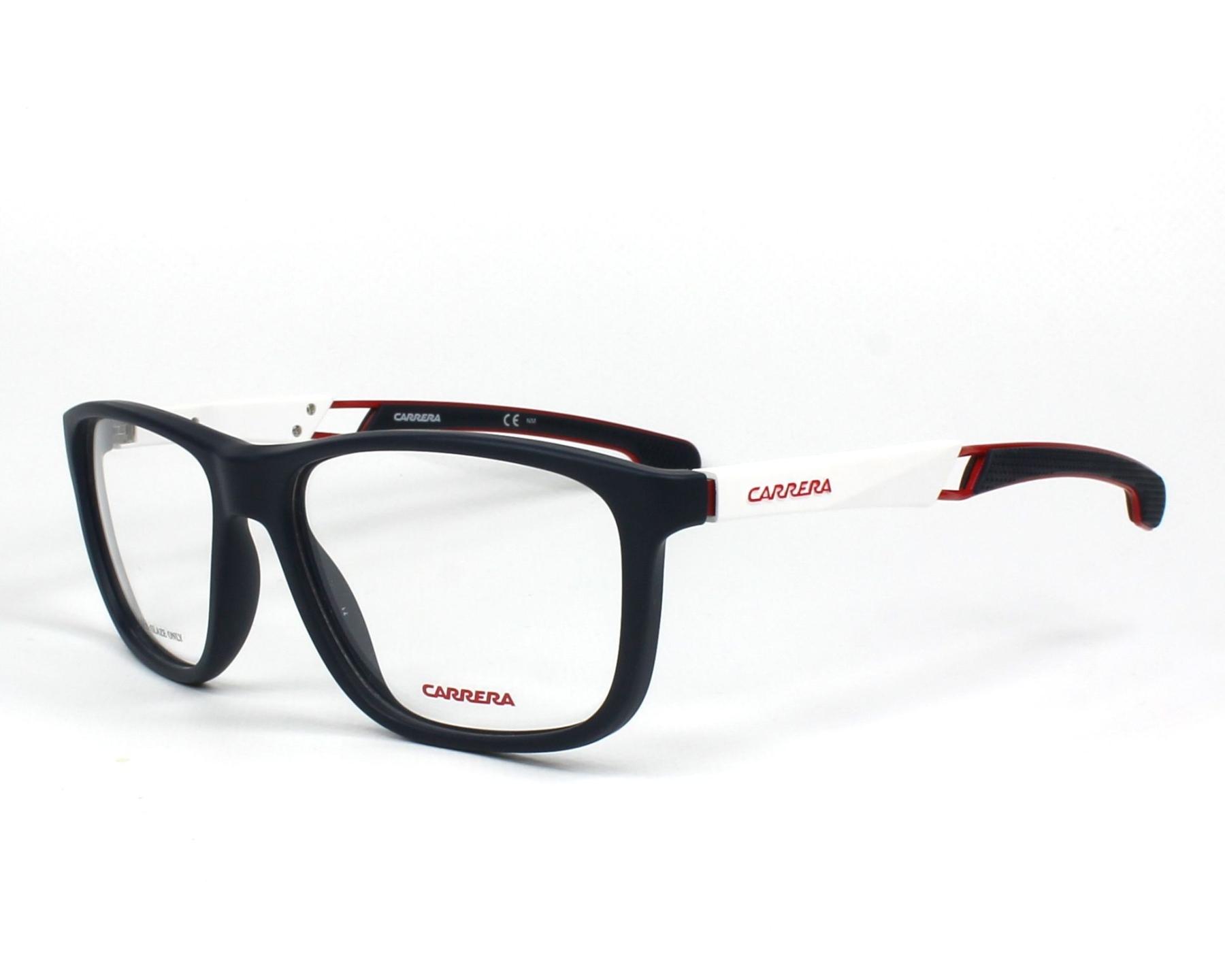 0c66b047b4 Gafas Graduadas Carrera 4404-V RCT - Azul Blanco vista de perfil