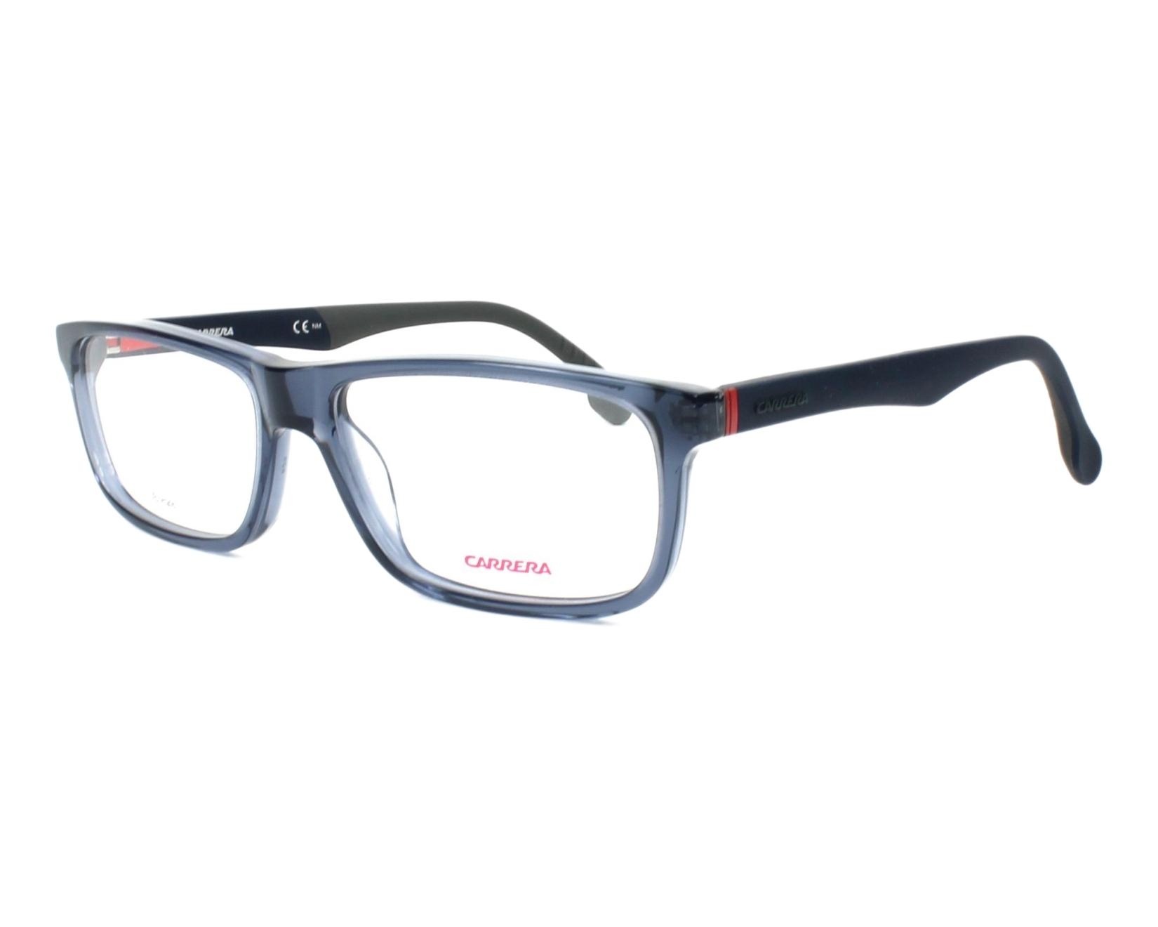 c50697e36e Gafas Graduadas Carrera 8826-V PJP - Azul Azul vista de perfil